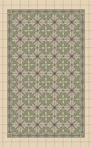 Carreaux Du Marais : tapis de carreau ciment 20x20cm d cor majorelle vert anis carrelages du marais tile pinterest ~ Melissatoandfro.com Idées de Décoration