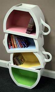 16, Book, Shelf, Designs, For, Your, Home