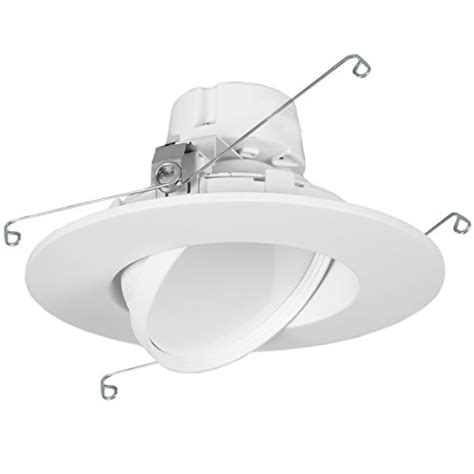luxrite   gimbal led recessed light