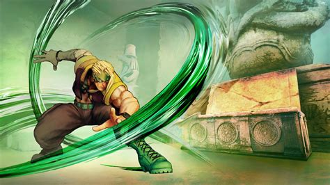 Street Fighter V Nash Wallpapers  Hd Wallpapers  Id #15840