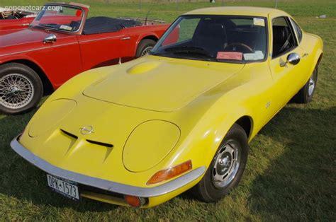 1970 Opel Gt by 1970 Opel Gt Photos Informations Articles Bestcarmag