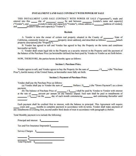 sales contract template sales contract template 15 free word pdf documents free premium templates