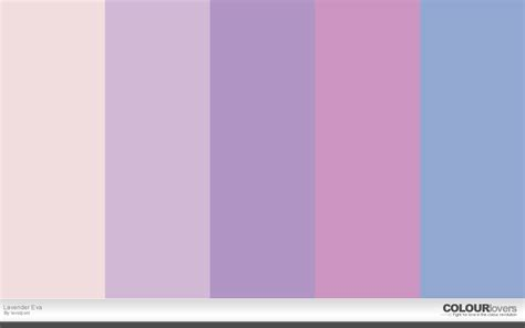20 Pink & Blue Color Palettes To Try This Month March