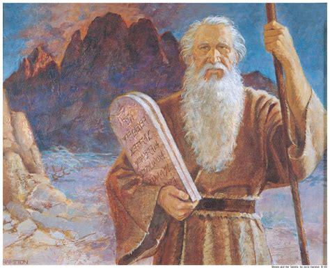 ten commandments  mormonism