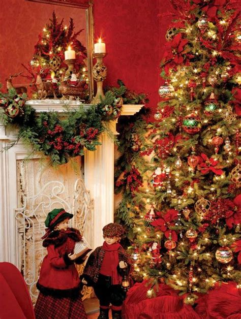 27 best christmas tree decorating themes images on
