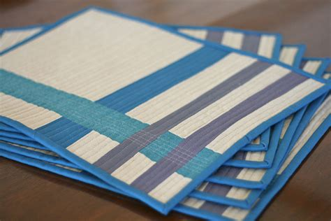 quilted placemats patterns 13 ways to your own placemats photos huffpost