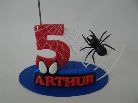 1 mini topo de bolo personalizado homem aranha r 42 00 em mercado livre