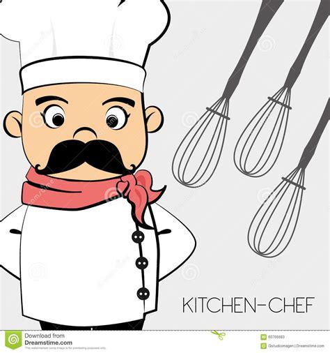 outil cuisine outil de cuisine illustration de vecteur image 60766683