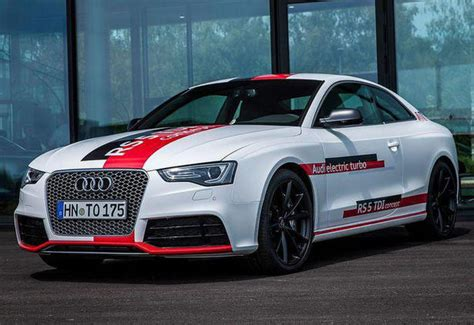 Audi Rs5 Tdi Specs And Performance Figures