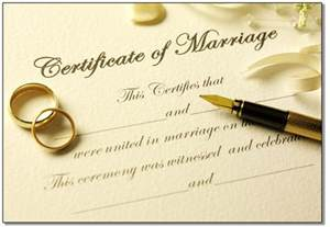 wedding marriage wedding planner marriage document signing in mn
