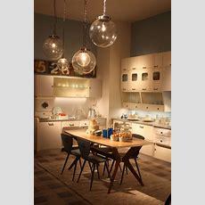 Marchi Retro Kitchen Island Design With Lighting  Home