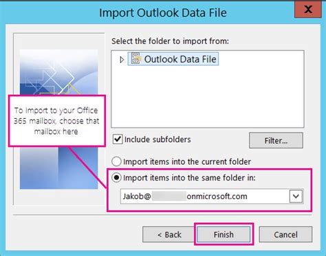 Office 365 Mail Export by Two Easy Ways To Migrate Outlook Emails To Office 365 Mailbox