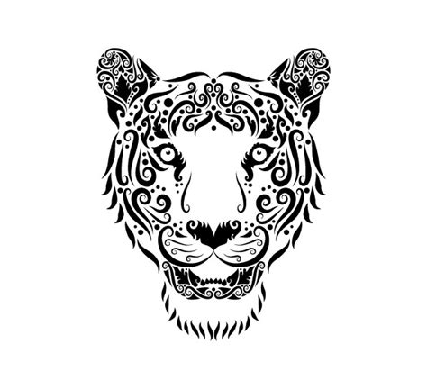 collection  hand drawn animal pattern vector