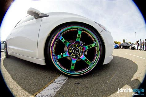 Cars With Chrome Rims : Things That Go Vroom