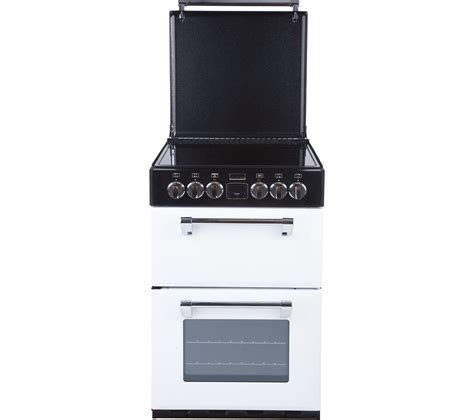 Buy STOVES Richmond 550E Electric Cooker   White   Free