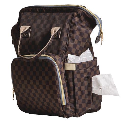 Designer Diaper Bags Baby Diaper Bag Backpack with Wipe ...