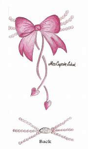 Pink Pearl Bow Tattoo by Cupcake-Lakai on deviantART   Bow ...