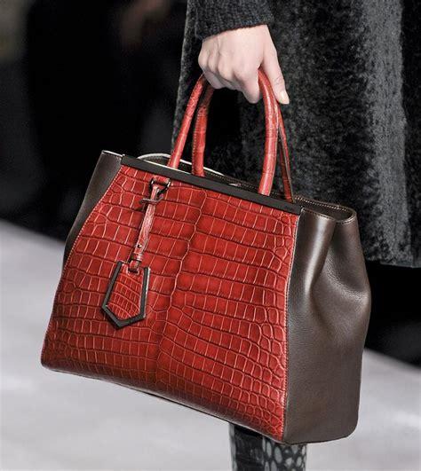 Fashion & Lifestyle: Fendi Bags Fall 2012 Womenswear