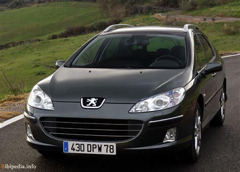407 Sw 2004 Nt Peugeot Photo