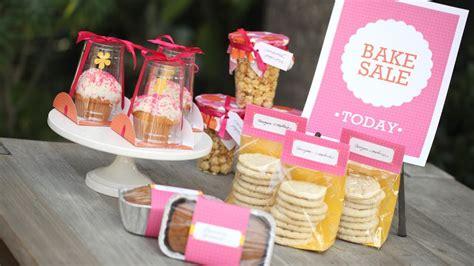 package food   bake sale kin diy youtube