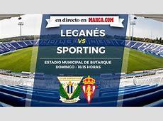 Previa del Leganés vs Sporting LaLiga Santander