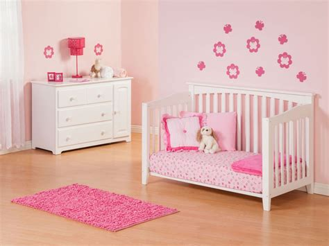 Toddler Bed For Girls Retro Bedroom With Purple Skirt