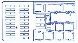 Mercedes Block Circuit Breaker Diagram  U00bb Carfusebox