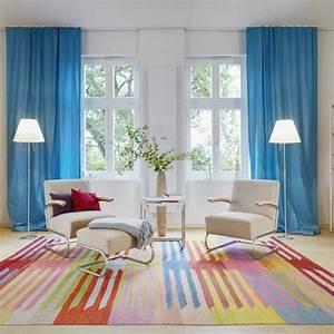 mobilier de salon blanc idees de deco et amenagement With tapis chambre bébé avec magasin meuble canapé