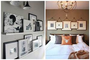 best bedroom frames ideas scandinan wall decoration 2017 With wall decor ideas for bedroom