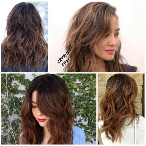 Color For Brown Hair by Best Hair Color Ideas Trends In 2017 2018