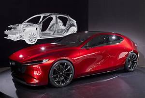 Mazda 3 Prix : mazda3 2019 teaser premiere im november mazda 3 ~ Medecine-chirurgie-esthetiques.com Avis de Voitures