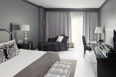 chambre avec dans la chambre la chambre grise 40 idées pour la déco
