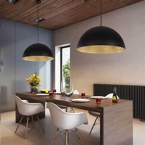 Große Wohnzimmer Lampe : kuppel pendelleuchte tuba 35cm farbe w hlbar wohnlicht ~ Markanthonyermac.com Haus und Dekorationen