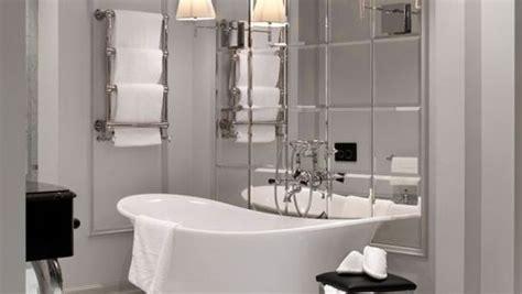 Mirror Tiles In Bathroom