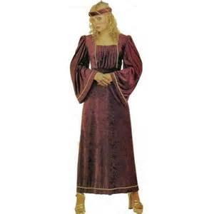 prix moyen robe de mariã e costume deguisement adulte moyen age médiévale robe velours avec bandeau taille unique 38 42