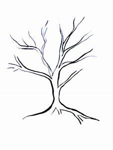 Family tree template family tree branches template for Draw a family tree template