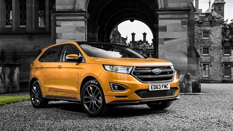 Ford Car Wallpaper Hd by Ford Edge 2016 4k Wallpaper Hd Car Wallpapers Id 6835
