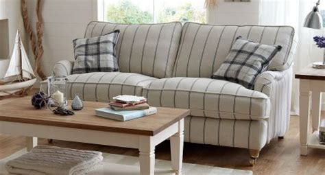 Striped Sofas Living Room Furniture by Gower Large Striped Sofa Dfs Think Sofas Think Dfs