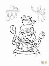 Coloring Cheese Pimboli Mac Macaroni Template Ausmalbilder Ausmalen Zum Precious Moments Heroes sketch template