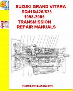 2001 Suzuki Grand Vitara Repair Manual Pdf