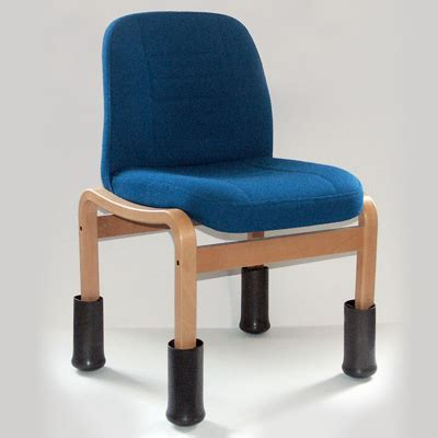 desk chair height extension furniture leg extenders for raising chair or table height