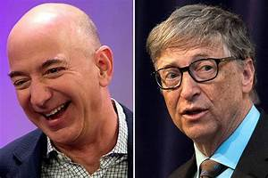Amazon boss Jeff Bezos overtakes Bill Gates to become ...