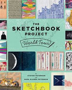 The sketchbook project world tour the colossal shop for Sketchbook project world tour