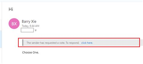 Office 365 Outlook Voting Buttons by O365 Voting Buttons Microsoft Community