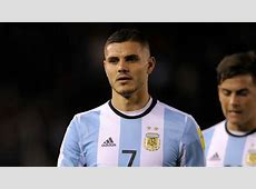 Berita Timnas Argentina Timnas Argentina Tak Bawa Mauro