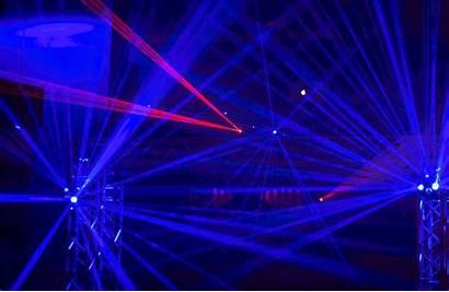 Dance Floor Lights Haze Lighting Crimson Event
