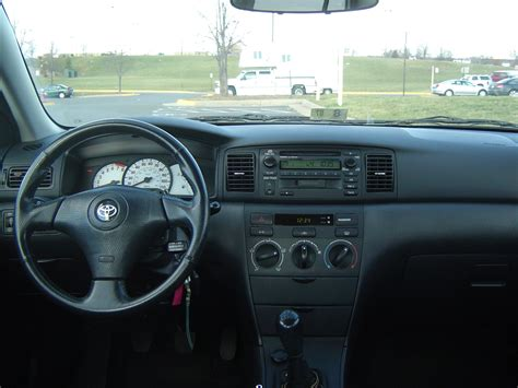 2003 Toyota Matrix Interior  Image #131