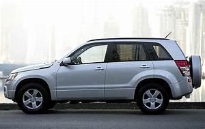 2008 Suzuki Grand Vitara - Information And Photos