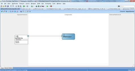 Oracle Soa Bpel Resume by Oracle Soa Middleware Fusion Create Asynchronous