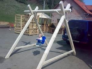 Návod konstrukce na houpačku